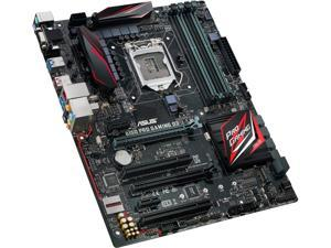 ASUS B150 PRO GAMING D3 LGA 1151 Intel B150 HDMI SATA 6Gb/s USB 3.1 USB 3.0 ATX Intel Motherboard