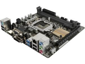 ASUS H110I-PLUS D3/CSM LGA 1151 Intel H110 HDMI SATA 6Gb/s USB 3.0 Mini ITX Intel Motherboard