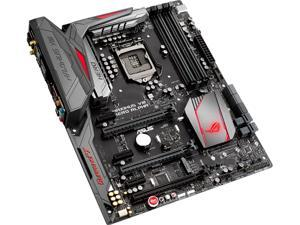 ASUS ROG MAXIMUS VIII HERO ALPHA LGA 1151 Intel Z170 HDMI SATA 6Gb/s USB 3.1 USB 3.0 ATX Intel Motherboard