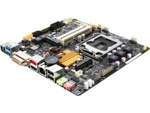 ASUS H81T R2.0/CSM LGA 1150 Intel H81 HDMI SATA 6Gb/s USB 3.0 Thin Mini-ITX Intel Motherboard