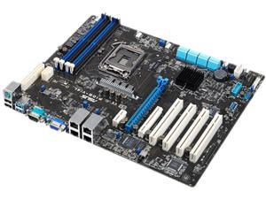Asus P10V-C/4L Desktop Motherboard - Intel C236 Chipset - Socket H4 LGA-1151