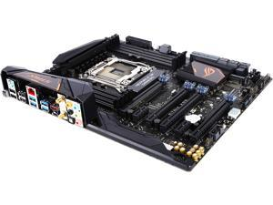 ASUS ROG STRIX X99 GAMING LGA 2011-v3 Intel X99 SATA 6Gb/s USB 3.1 USB 3.0 ATX Intel Motherboard