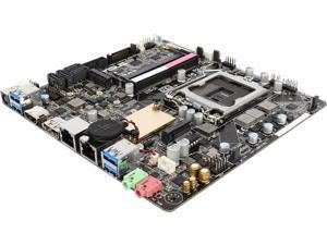 ASUS Q170T/CSM LGA 1151 Intel Q170 HDMI SATA 6Gb/s USB 3.0 Thin Mini-ITX Motherboards - Intel