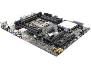 ASUS X99-E LGA 2011-v3 Intel X99 SATA 6Gb/s USB 3.1 USB 3.0 ATX Motherboards - Intel