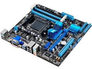 ASUS M5A78L-M PLUS/USB3 AM3+ AMD 760G (780L) / SB710 USB 3.0 HDMI Micro ATX Motherboards - AMD