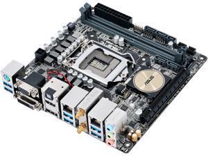 ASUS H170I-PRO/CSM LGA 1151 Intel H170 HDMI SATA 6Gb/s USB 3.0 Mini ITX Motherboards - Intel