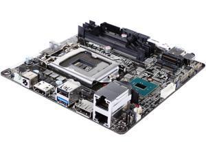 ASUS H110S2/CSM LGA 1151 Intel H110 HDMI SATA 6Gb/s USB 3.0 Mini STX Motherboards - Intel