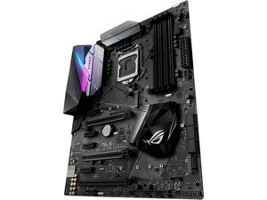 ASUS ROG STRIX Z270E GAMING LGA1151 DDR4 DP HDMI DVI M.2 ATX Motherboard with Onboard AC Wi-Fi and USB 3.1