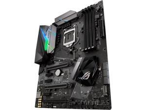 ASUS ROG STRIX Z270F GAMING LGA 1151 Intel Z270 HDMI SATA 6Gb/s USB 3.1 ATX Motherboards - Intel