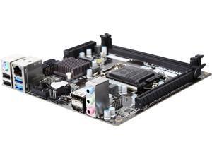 ECS H110I-C4P LGA 1151 Intel H110 HDMI SATA 6Gb/s USB 3.0 Mini ITX Motherboards - Intel