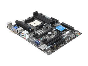 BIOSTAR Hi-Fi A85W ATX AMD Motherboard