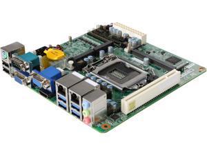 JetWay JNFS6Z-IH81 LGA 1150 Intel H81 HDMI SATA 6Gb/s USB 3.0 Mini ITX Motherboards - Intel