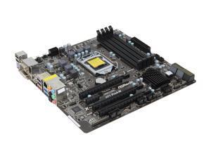 ASRock H77 Pro4-M Micro ATX Intel Motherboard