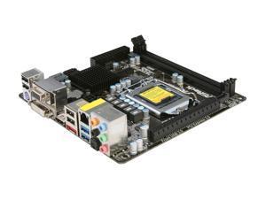 ASRock H77M-ITX Mini ITX Intel Motherboard