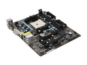 ASRock FM2A55M-DGS Micro ATX AMD Motherboard