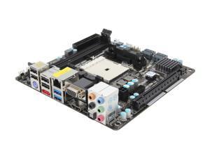 ASRock FM2A75M-ITX Mini ITX AMD Motherboard