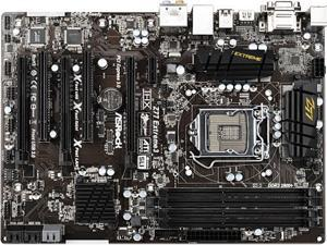 ASRock Z77 Extreme3 ATX Intel Motherboard