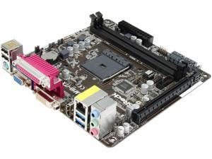 ASRock AM1B-ITX AM1 SATA 6Gb/s USB 3.0 HDMI Mini ITX AMD Motherboard