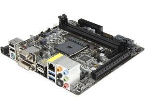 ASRock AM1H-ITX Mini-ITX AMD Motherboard
