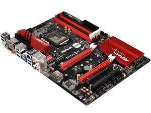ASRock Fatal1ty H97 Killer LGA 1150 Intel H97 HDMI SATA 6Gb/s Intel Motherboard