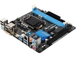 ASRock H97M-ITX/ac LGA 1150 Intel H97 HDMI SATA 6Gb/s USB 3.0 Mini ITX Intel Motherboard