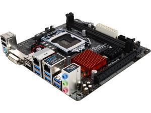 ASRock Z170M-ITX/ac LGA 1151 Intel Z170 HDMI SATA 6Gb/s USB 3.0 Mini ITX Intel Motherboard