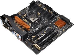 ASRock Z170M Extreme4 LGA 1151 Intel Z170 HDMI SATA 6Gb/s USB 3.1 USB 3.0 Micro ATX Intel Motherboard