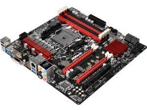 ASRock A88M-G/3.1 FM2+ / FM2 A88X (Bolton D4) Micro ATX Motherboard