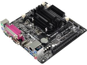 ASRock J3355B-ITX Intel Dual-Core Processor J3355 (up to 2.5 GHz) Mini ITX Motherboard/CPU Combo