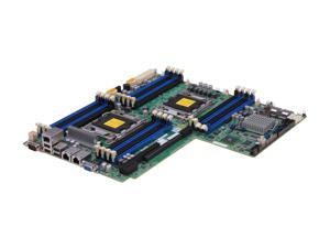 SUPERMICRO MBD-X9DRW-3F-O Proprietary WIO Server Motherboard Dual LGA 2011 DDR3 1600/1333/1066/800