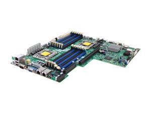 SUPERMICRO MBD-X9DBU-IF-O Proprietary UIO Server Motherboard Dual LGA 1356 DDR3 1600/1333/1066/800