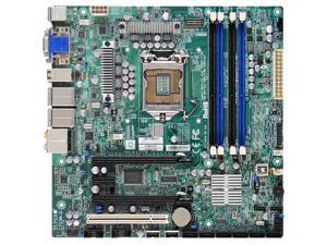 Supermicro C7SIM-Q Desktop Motherboard - Intel Q57 Express Chipset - Socket H LGA-1156