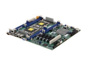 SUPERMICRO MBD-X9DRL-IF-B ATX Motherboard (Bulk Pack) Dual LGA 2011 Intel C606 DDR3 1600