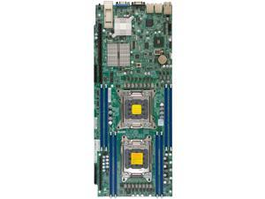 Supermicro X9DRT-HF Server Motherboard - Intel C602 Chipset - Socket R LGA-2011 - Bulk Pack
