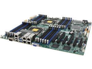 SUPERMICRO MBD-X10DRC-LN4+-O Enhanced Extended ATX Xeon Server Motherboard Dual LGA 2011-3 Intel C612 DDR4 SDRAM