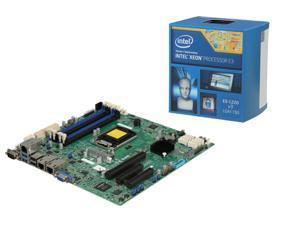 SuperMicro Server Motherboard E3-1200 v3  Configurator