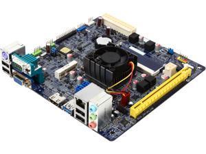 Foxconn D180S Intel Dual Core Celeron J1800 Mini ITX Motherboard/CPU/VGA Combo