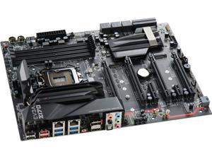 EVGA Z170 Classified K 142-SS-E178-KR LGA 1151 Intel Z170 HDMI SATA 6Gb/s USB 3.1 USB 3.0 ATX Intel Motherboard