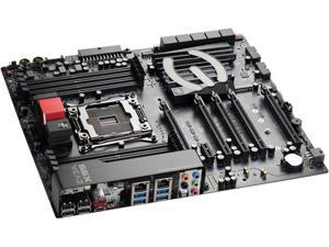 EVGA X99 FTW K 151-BE-E097-KR LGA 2011-v3 Intel X99 SATA 6Gb/s USB 3.1 USB 3.0 Extended ATX Motherboards - Intel