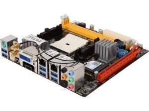 ZOTAC A75ITX-B-E Mini ITX AMD Motherboard