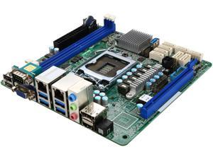 ASRock C236 WSI Mini ITX Server Motherboard LGA 1151 Intel C236