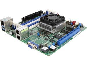 AsRock Rack D1540D4I Mini ITX Server Motherboard Intel Xeon D1540 Processor FCBGA 1667