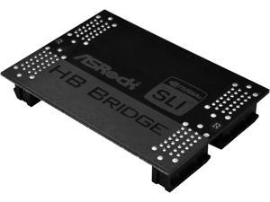 ASRock Model SLI_HB-BRIDGE_2S CARD Motherboards Accessory