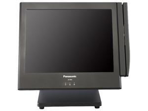 Panasonic ENVO JS960WSUC50 Upright Capacitive Touchscreen POS Terminal w/ MSR