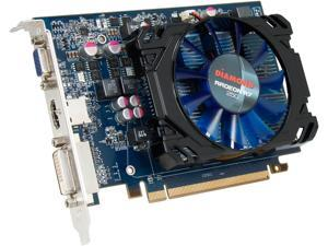 DIAMOND Radeon R7 250 DirectX 11.2 R7250D51GXOC 1GB 128-Bit GDDR5 PCI Express 3.0 x16 CrossFireX Support Video Card