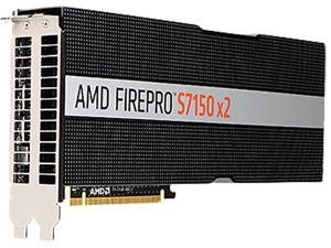 AMD FirePro S7150 x2 100-505722 16GB (2 x 8GB) 256-bit GDDR5 PCI Express 3.0 x16 Full height / Full length Video Cards - Workstation