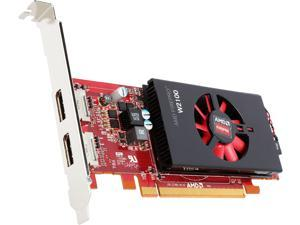 AMD FirePro W2100 100-505980 2GB 128-bit DDR3 PCI Express 3.0 x16 Low Profile Video Cards - Workstation