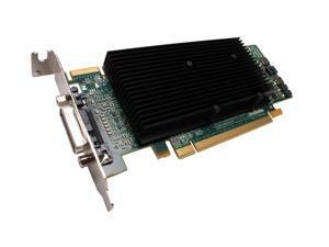 Matrox M9120-E512LPUF 512MB GDDR2 PCI Express x16 Low Profile Workstation Video Card