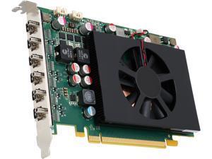 Matrox C680 (C680-E2GBF) 2GB GDDR5 PCI Express 3.0 x16 HDCP Ready Full Height/Half Length Full height bracket (ATX) Workstation Video Card