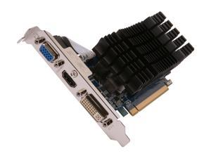 ASUS GeForce GT 610 DirectX 11 GT610-2GD3-CSM 2GB 64-Bit DDR3 PCI Express 2.0 x16 HDCP Ready Video Card